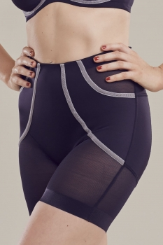 Thigh Slimmer Black/Smoke