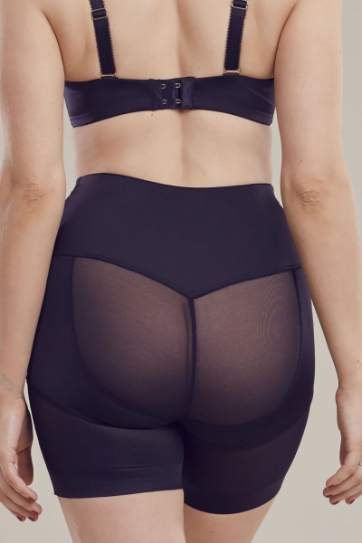 Thigh Slimmer Black back